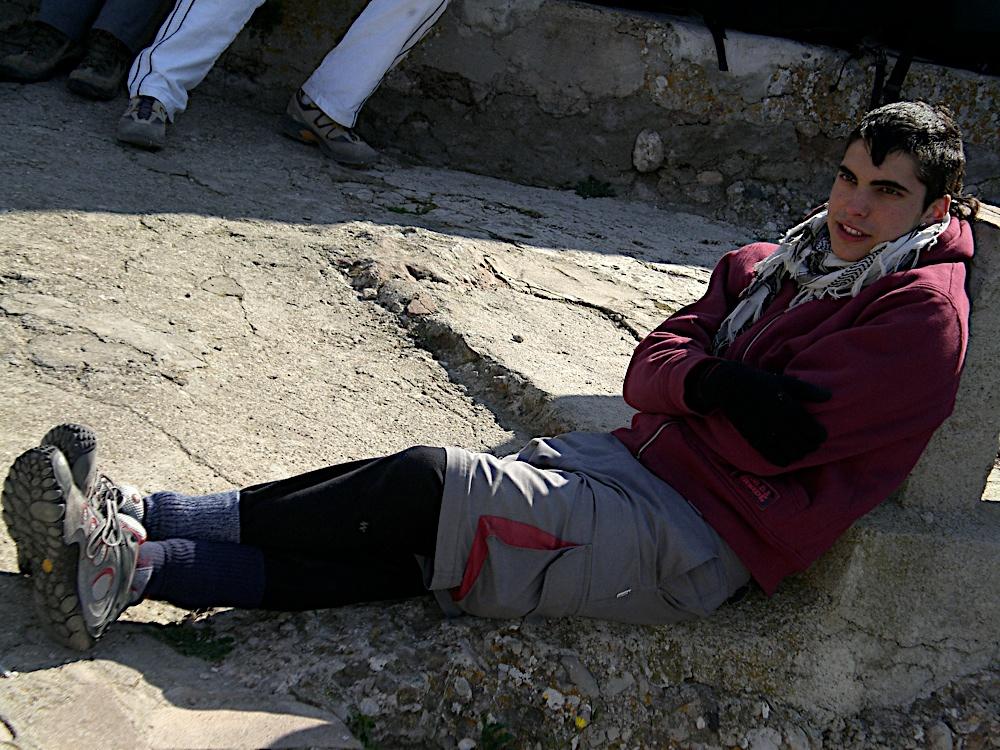 Sortida Sant Salvador de les espasses 2006 - CIMG8334.JPG