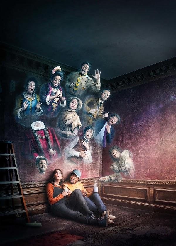 Fantasmas: El humor absurdo llega al mundo sobrenatural