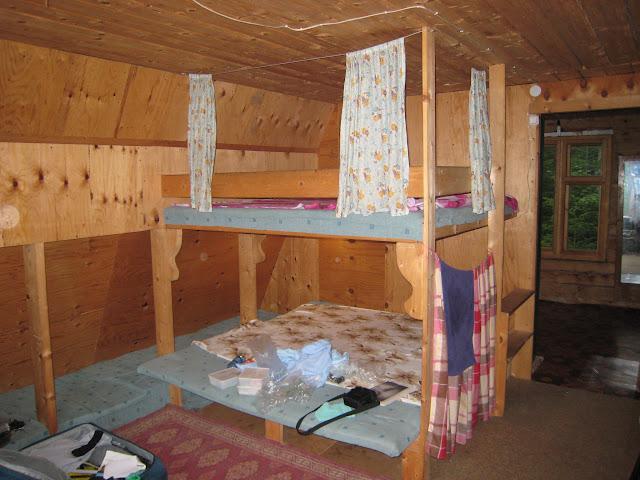 Hébergement chez Sergej à Anisimovka (Primorskij Kraj, Oussouri), 28 juin 2011. Photo : G. Charet