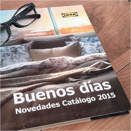 Novedades Catálogo IKEA 2015.