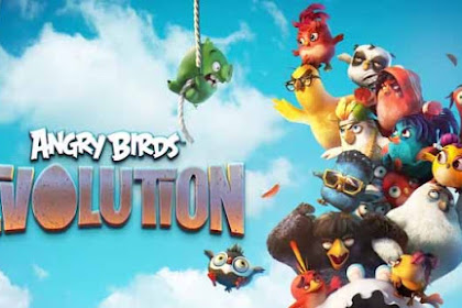 Angry Birds Evolution v1.13.0 Full Apk Mod For Android