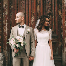 Wedding photographer Andrey Gelevey (Lisiy181929). Photo of 01.11.2017