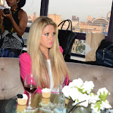 WWW.ENTSIMAGES.COM -  Bianca Gascoigne    at     The Bloggers Love Collection - fashion show The Penthouse, 1 Leicester Square, London August 22nd 2013                                                   Photo Mobis Photos/OIC 0203 174 1069