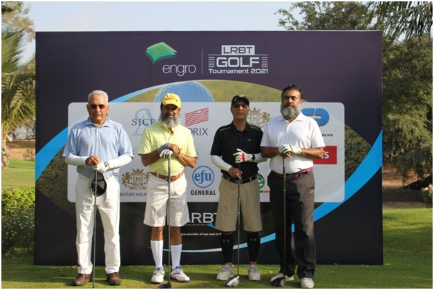 LRBT Golf Tournament Helps Fight Blindness