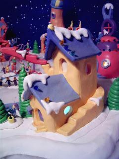 Birdhouse Fine Cake Change