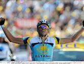 Ritzege in bergrit naar Verbier legde de basis voor Tourwinst Contador in 2009