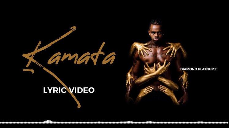 VIDEO : Diamond Pkatnumz - KAMATA || Download Mp4