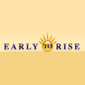 Early2rise Logo Main, Early2rise