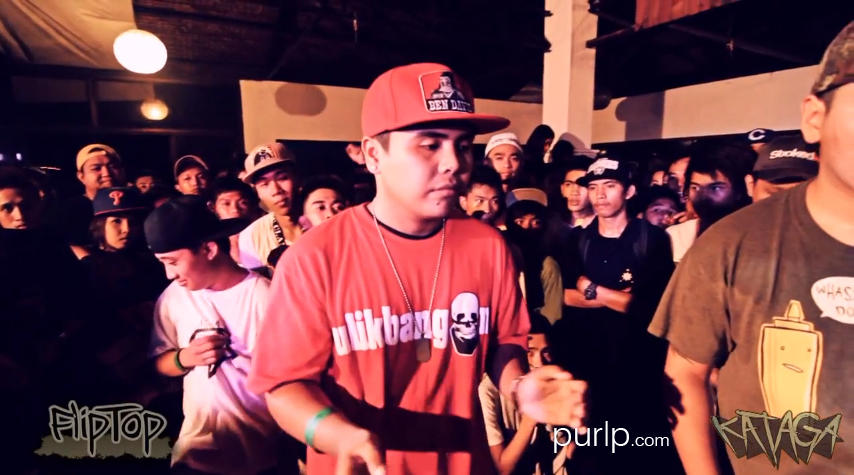 FlipTop Battle - Zaito vs Batang Rebelde - Official Video