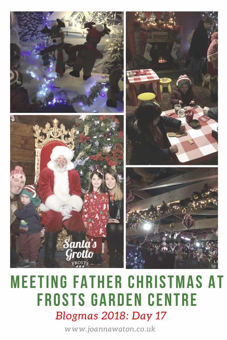 Millets Farm, Meeting Father Christmas