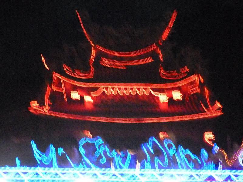 Un des 500 temples dédié à la déesse MAZU