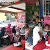 Inovasi Bhabinkamtibmas dan Bhayangkari, Bangun Teras Baca di Cireunghas - Sukabumi