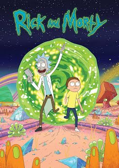 Rick y Morty - Rick and Morty - 1ª Temporada (2013 - 2014)