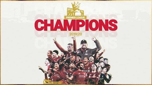 Liverpool Crowned Premier League Champions After 30-Year