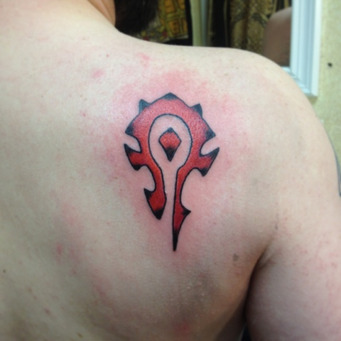Inkslinger Wow Video Game Symbol