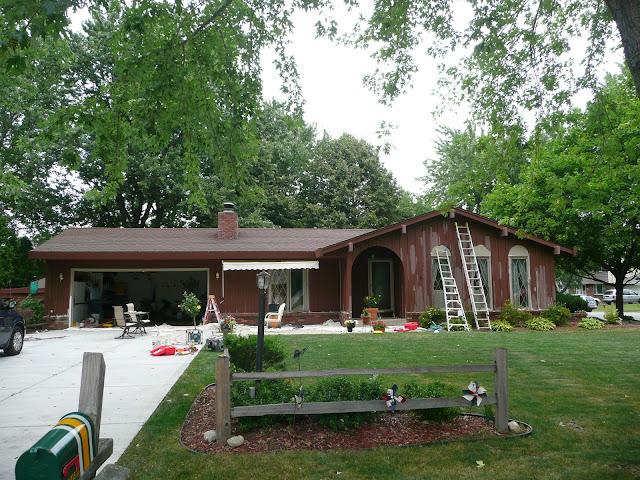Exterior paint & repairs/ Germantown - P1010310.JPG