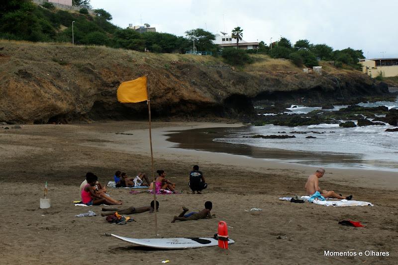 Praia de Kebra Kanela