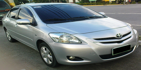 Luzviminda Travel and Tours: Cebu - Car For Rent (Toyota Vios)