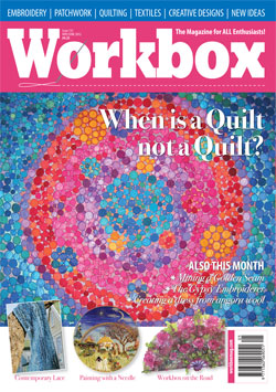 Quilting Magazines - Workbox