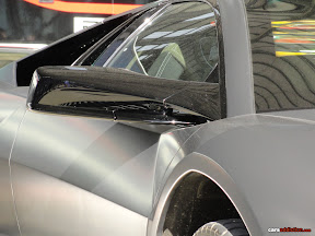 Lamborghini Reventon - Mirror Detail