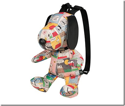 Peanuts X LeSportsac 8267 Snoopy Backpack