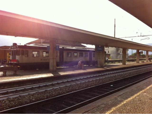Gare de Côme combo