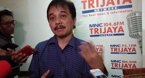 Gugatan RCTI Soal Live di Medsos, Roy: Netizen Nggak Usah Lebay, Woles Saja