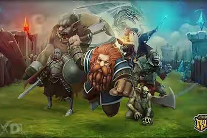 Throne Rush v5.5.1 Full Apk Download