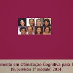 Treinamento em Otimizacao Cognitiva para Idosos (Supervisao Primeiro modulo -  2014)