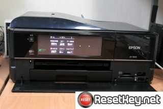 Reset Epson EP-904A printer Waste Ink Pads Counter