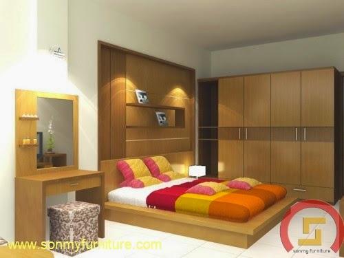 Thiết kế và thi công nội thất phòng ngủ HCM