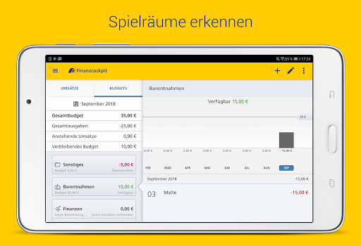 Postbank Finanzassistent  screenshots 20