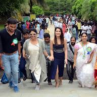 Rashi Khanna at HITAM College Event (2).JPG