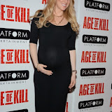 OIC - ENTSIMAGES.COM - Rebecca Ferdinando attend the Age of Kill - VIP film Screening inLondon on the 1st April 2015.Photo Mobis Photos/OIC 0203 174 1069