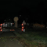 It was still dark at 7:00 a.m. when Summerhill Nursery delivered 210 native trees and shrubs.