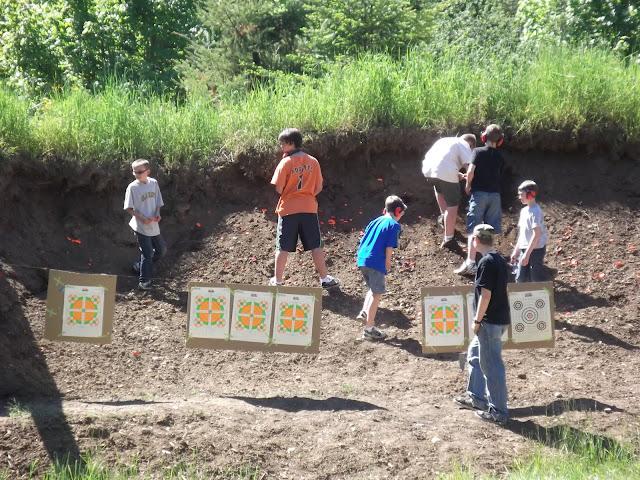 2011 Shooting Sports Weekend - DSCF0648.JPG
