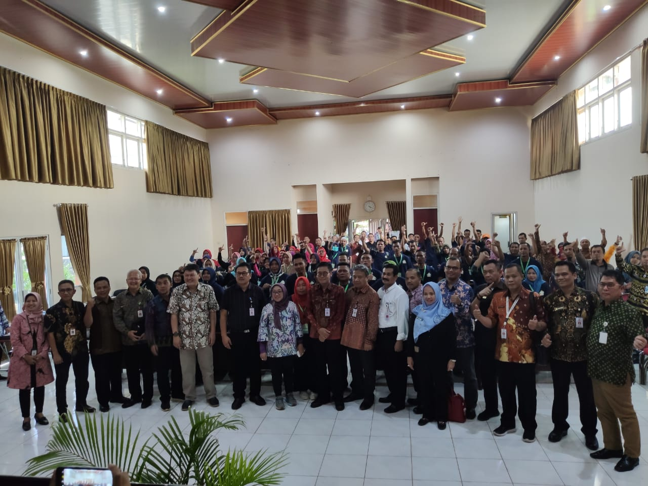 Kepala BPPSDMP Hadiri Kunjungan Pers dan Pelatihan Kakao di Lampung, Ini Harapannya