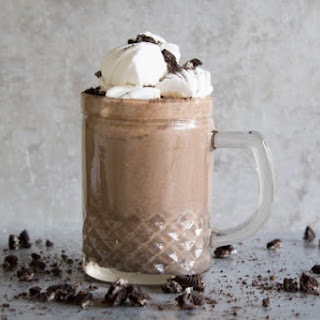 Oreo Coffee Hot Chocolate