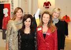 Deanne Brown, Pam True, Tams Hendricks, Patti Irwin