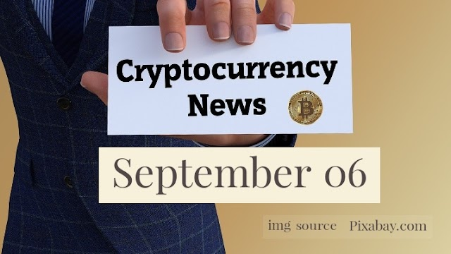 Cryptocurrency News Cast For September 6th 2020 ?