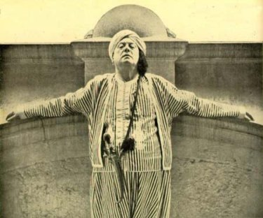 Crowley The Magician, Aleister Crowley