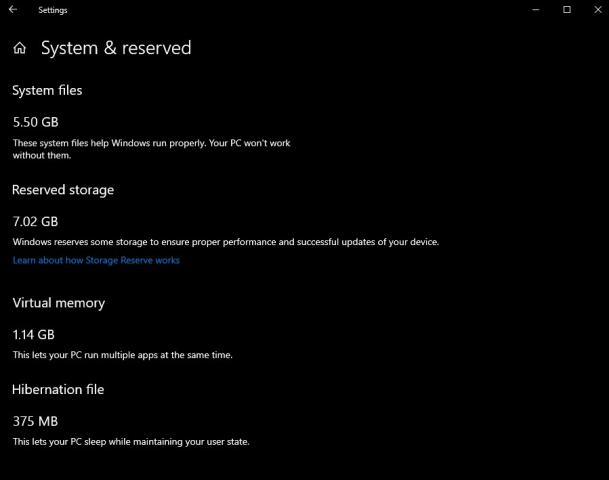 windows 10 butuh 7gb untuk update