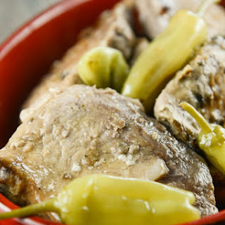 Crock Pot Mississippi Pork Chops Recipe