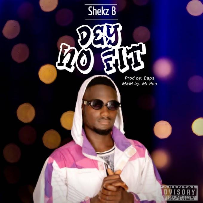 [Music] Shekz Bee - Dey No Fit