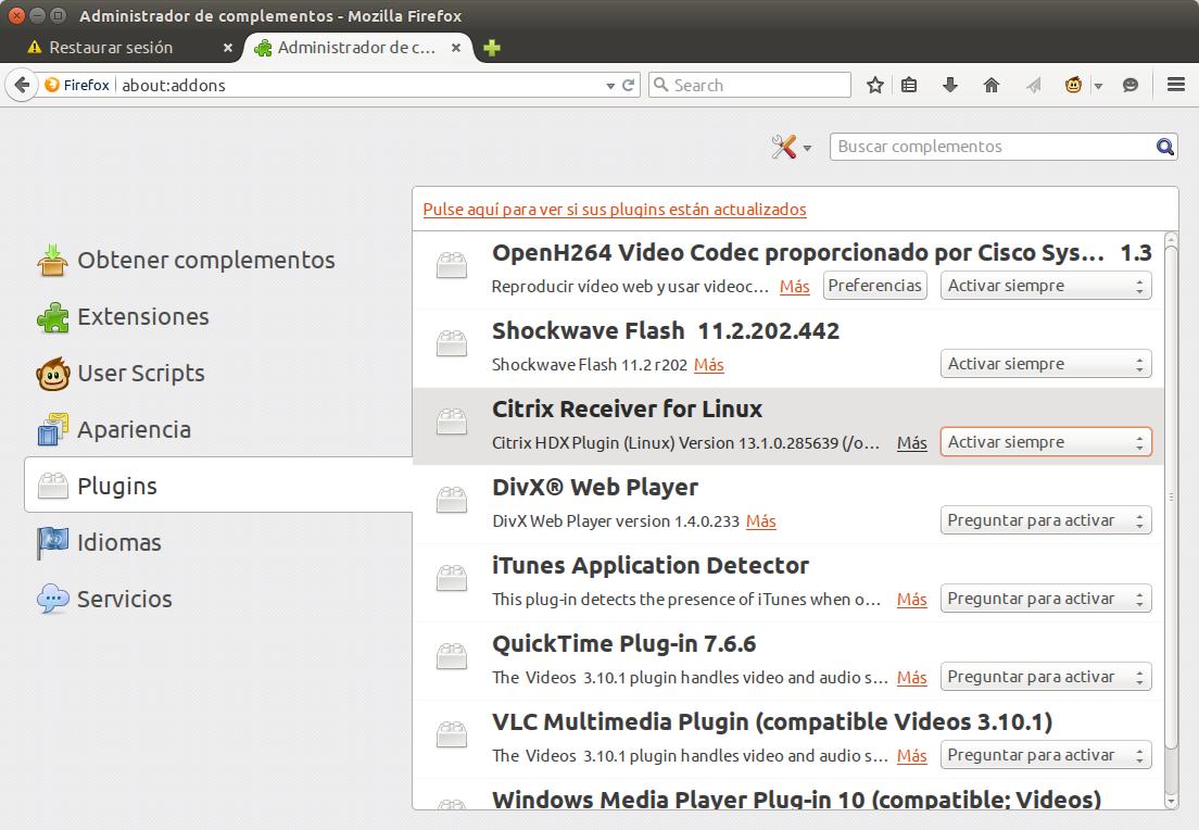 Como instalar Citrix Receiver en Ubuntu - El atareao