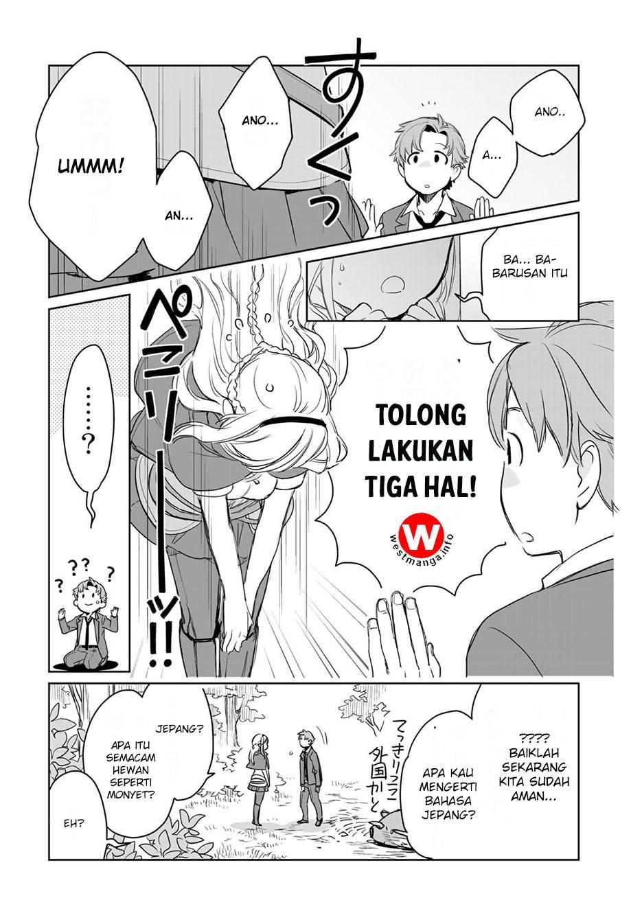 Dilarang COPAS - situs resmi www.mangacanblog.com - Komik isekai ni kita mitai dakedo ikan sureba yoi no darou 001 - chapter 1 2 Indonesia isekai ni kita mitai dakedo ikan sureba yoi no darou 001 - chapter 1 Terbaru 34 Baca Manga Komik Indonesia Mangacan