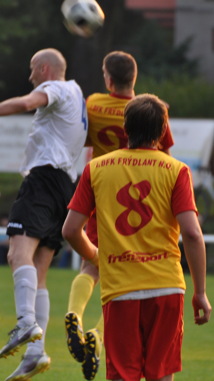 1.BFK Frýdlant n.O. 0-1 FK SK Polanka