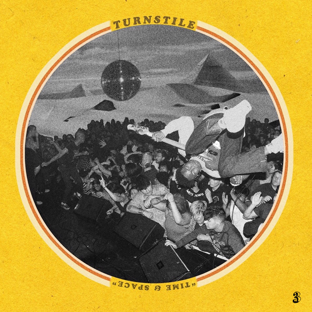 """Turnstile """"Time & Space"""""""