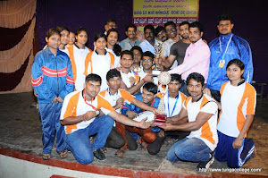 Kuvempu University Inter collegiate Weightlifting & Powerlifting Champions