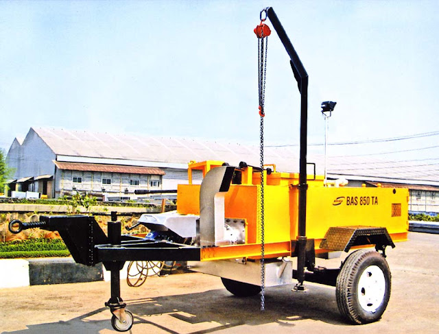 Bukaka Asphalt Sprayer